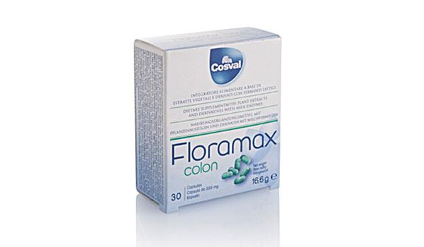 Floramax colon intestino