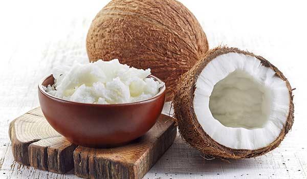 Persona e benessere  noce-di-cocco Olio di cocco..