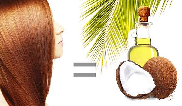 olio di cocco capelli