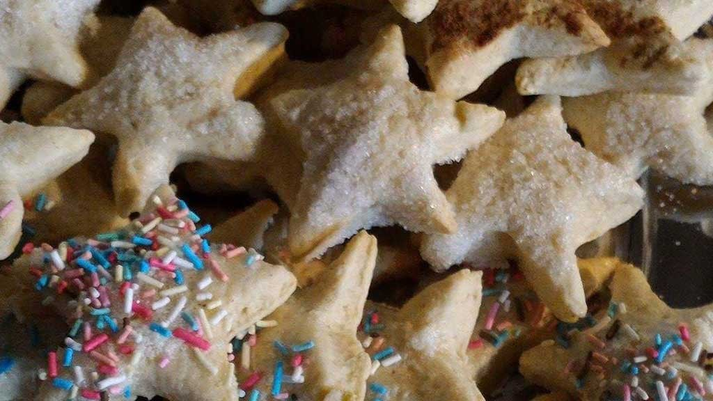Biscotti stelle
