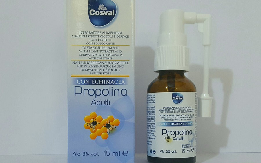propolina spray