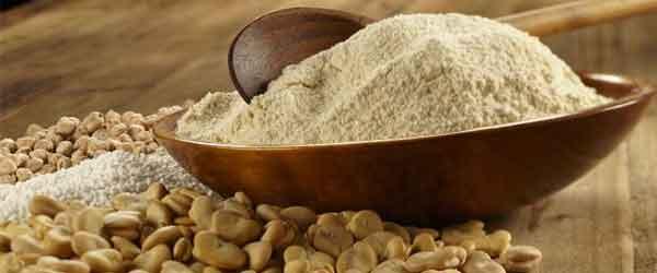 farina di fave