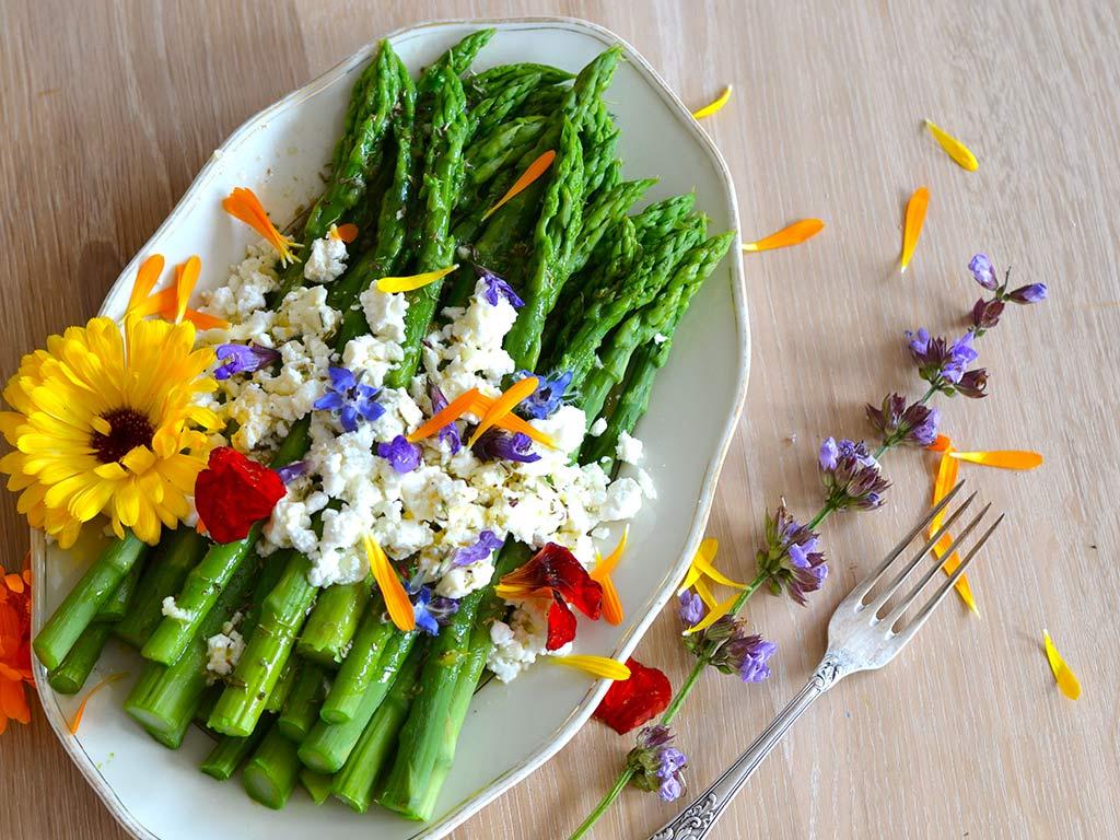 fiori da mangiare