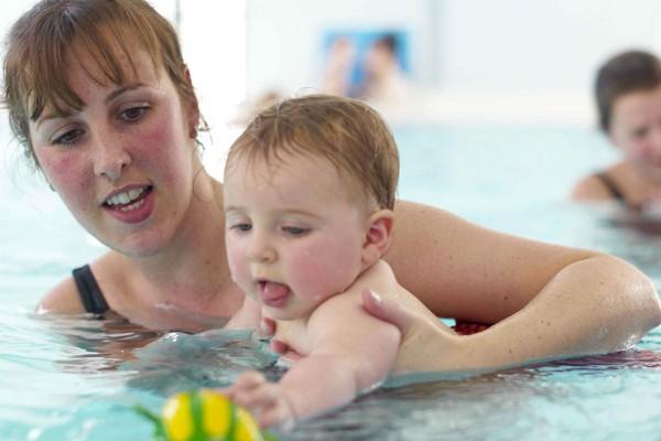 nuoto neonatale