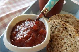 marmellata di ciliege senza zucchero