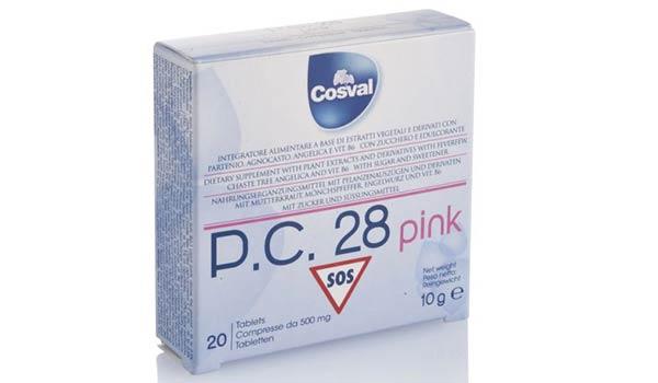p.c. 28 pink