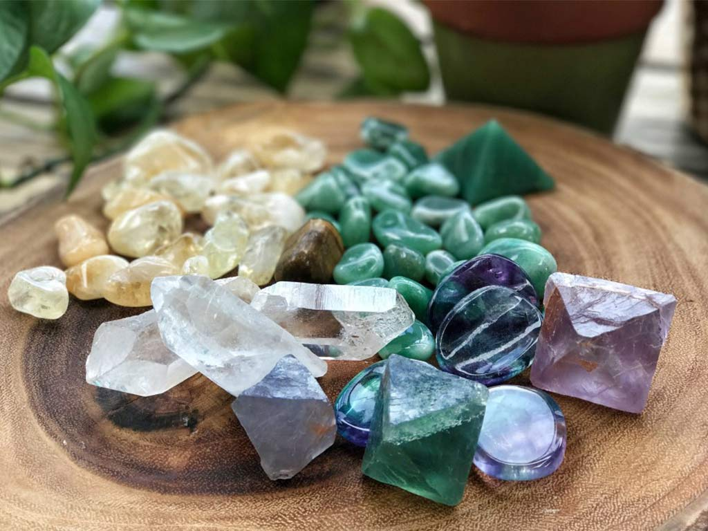 pietre colori