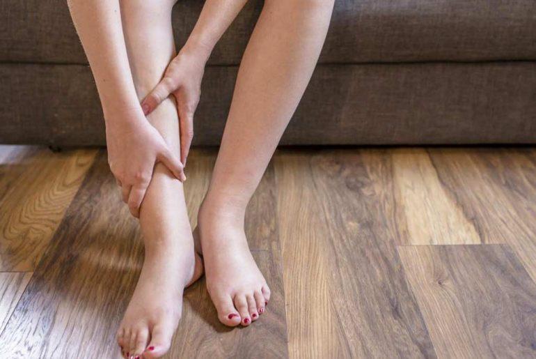 gambe gonfie in gravidanza
