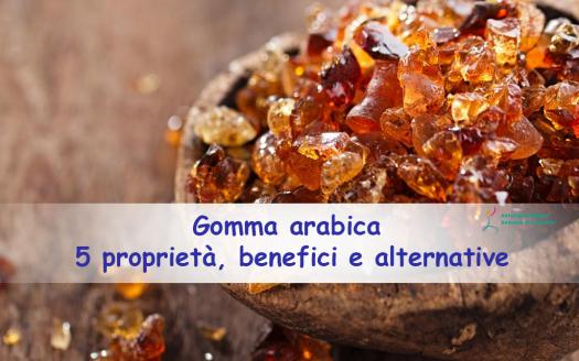 Gomma arabica