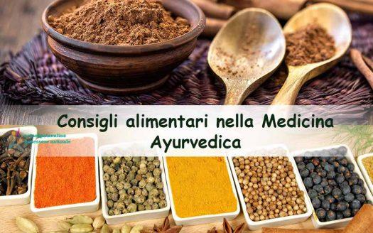 Consigli alimentari medicina ayurvedica