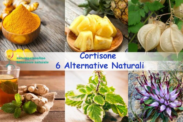 Cortisone alternative naturali