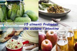 Alimenti Probiotici