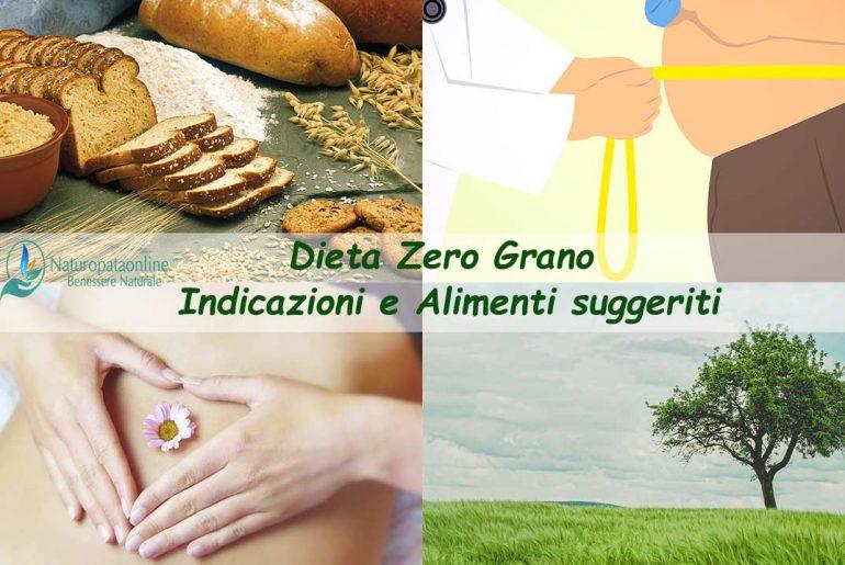 Dieta Zero Grano