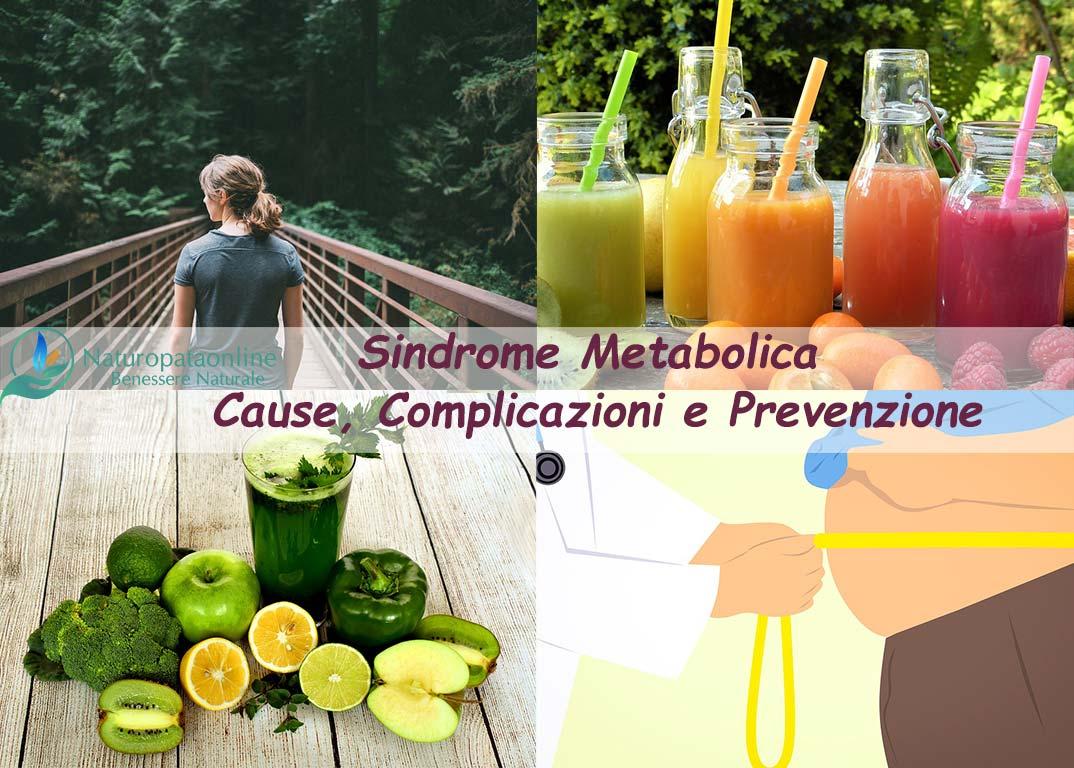 Sindrome metabolica: cause, complicazioni e prevenzione