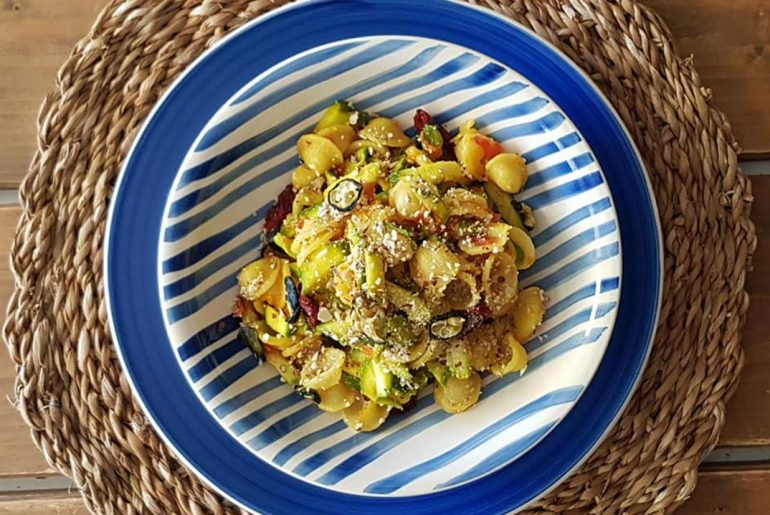 Orecchiette-alle-zucchine