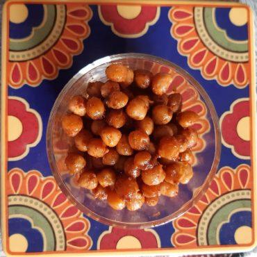 Snack ai ceci con paprika: ricetta e preparazione