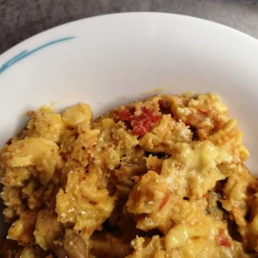 "Pasta al forno ""furba"" vegan – ricetta"