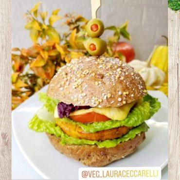 Burger di zucca vegan – ricetta e preparazione